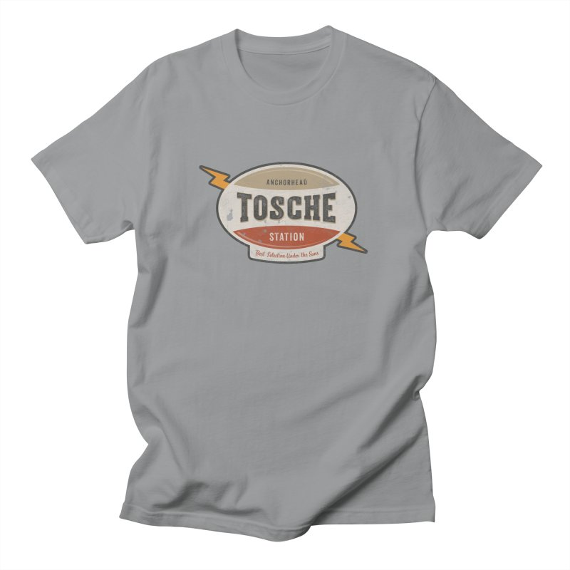 Tosche Station Men's Regular T-Shirt by The Factorie's Artist Shop