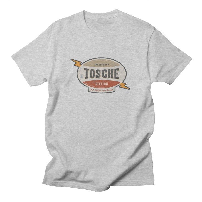 Tosche Station Women's Regular Unisex T-Shirt by The Factorie's Artist Shop