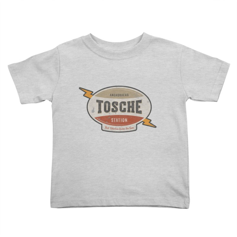 Tosche Station Kids Toddler T-Shirt by The Factorie's Artist Shop