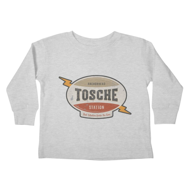 Power Converters! Kids Toddler Longsleeve T-Shirt by The Factorie's Artist Shop
