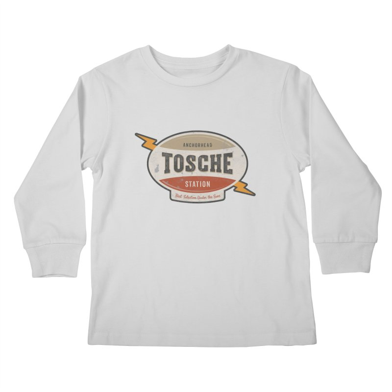 Tosche Station Kids Longsleeve T-Shirt by The Factorie's Artist Shop