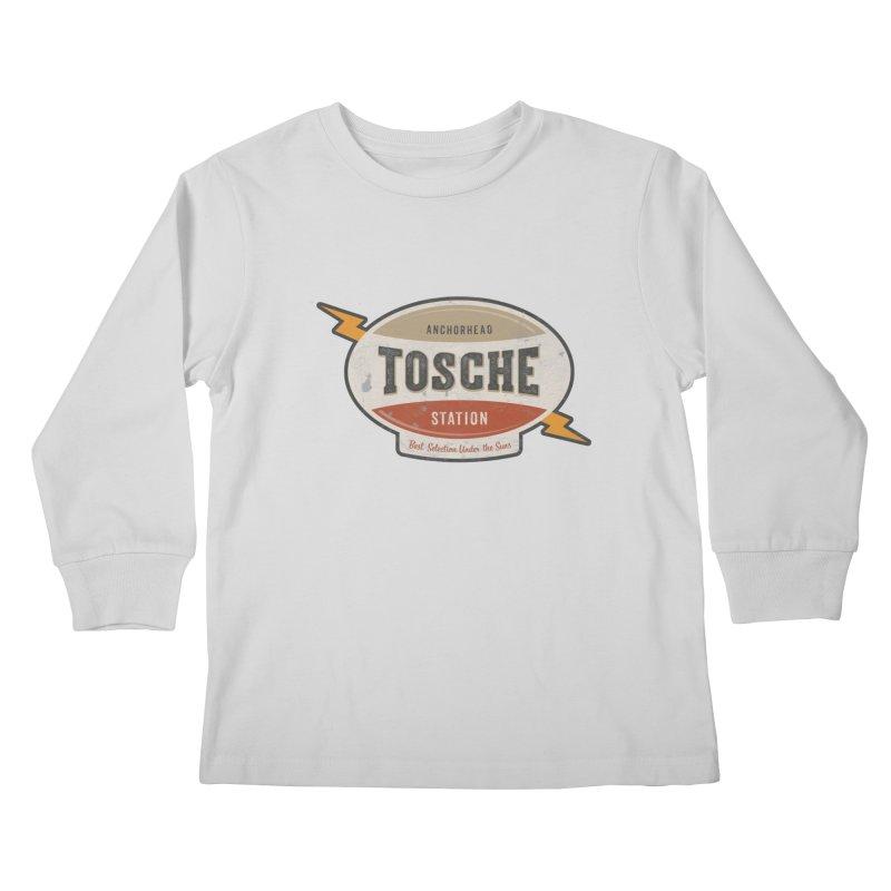 Power Converters! Kids Longsleeve T-Shirt by The Factorie's Artist Shop