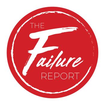 thefailurereport's Artist Shop Logo