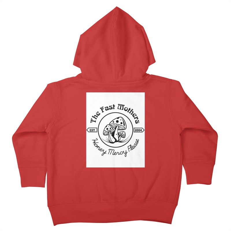 Honey Mercy Please Kids Toddler Zip-Up Hoody by The Fast Mothers