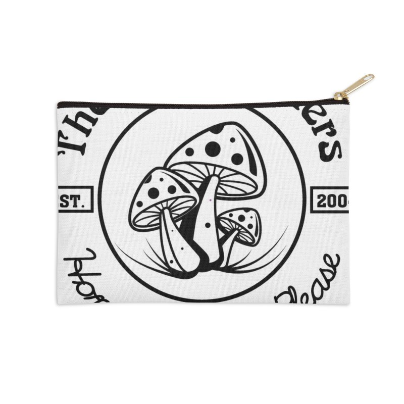 Honey Mercy Please Accessories Zip Pouch by The Fast Mothers