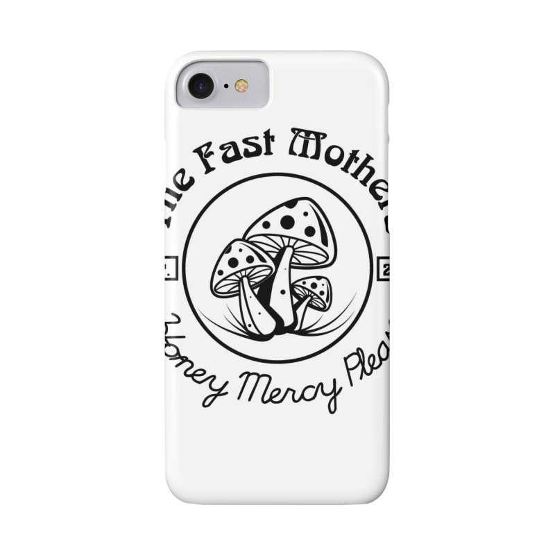 Honey Mercy Please Accessories Phone Case by The Fast Mothers