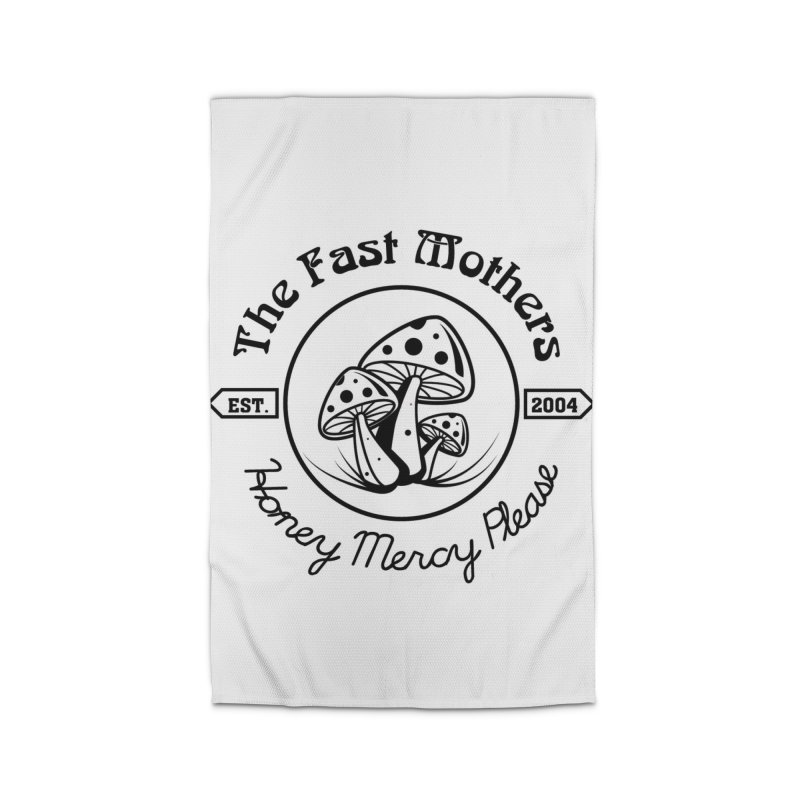 Honey Mercy Please Home Rug by The Fast Mothers