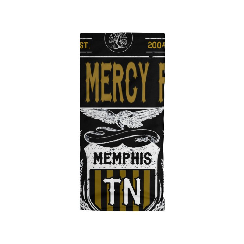 Honey Mercy Please Banner Accessories Neck Gaiter by The Fast Mothers
