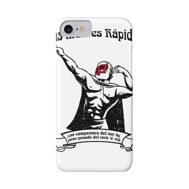 Las Madres Rapidas Accessories Phone Case by The Fast Mothers