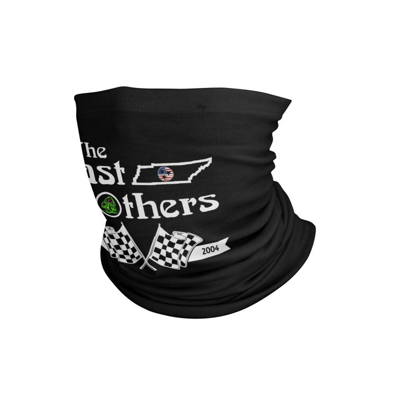 Est. 2004 for Dark Colors Accessories Neck Gaiter by The Fast Mothers