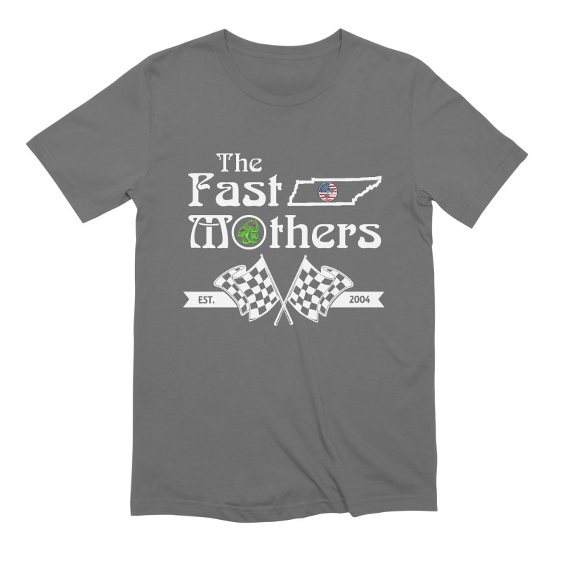 Est. 2004 for Dark Colors Men's T-Shirt by The Fast Mothers