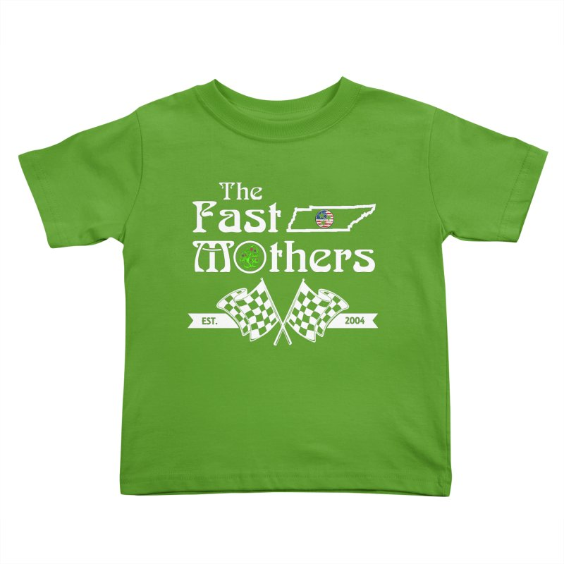 Est. 2004 for Dark Colors Kids Toddler T-Shirt by The Fast Mothers