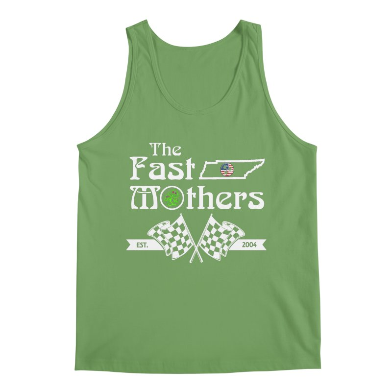 Est. 2004 for Dark Colors Men's Tank by The Fast Mothers