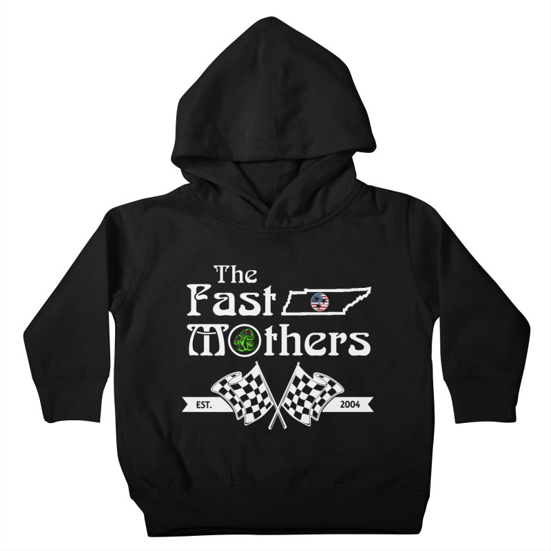 Est. 2004 for Dark Colors Kids Toddler Pullover Hoody by The Fast Mothers