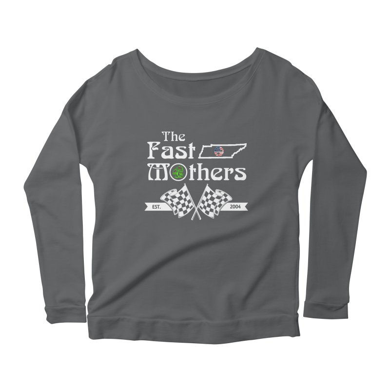Est. 2004 for Dark Colors Women's Longsleeve T-Shirt by The Fast Mothers