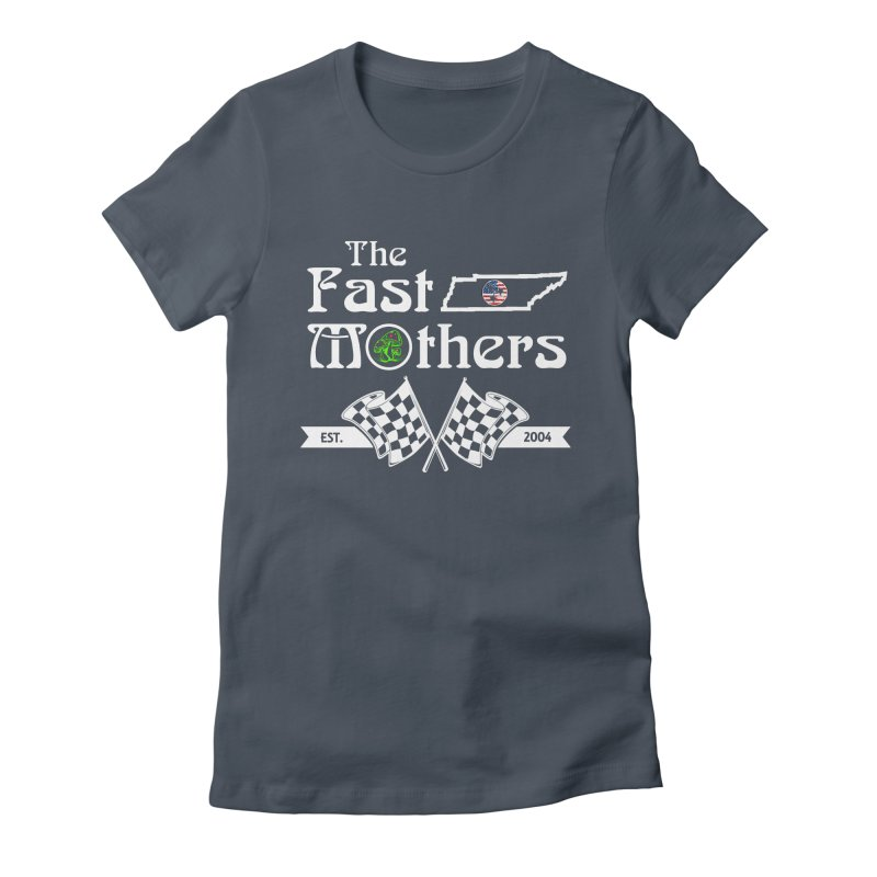 Est. 2004 for Dark Colors Women's T-Shirt by The Fast Mothers