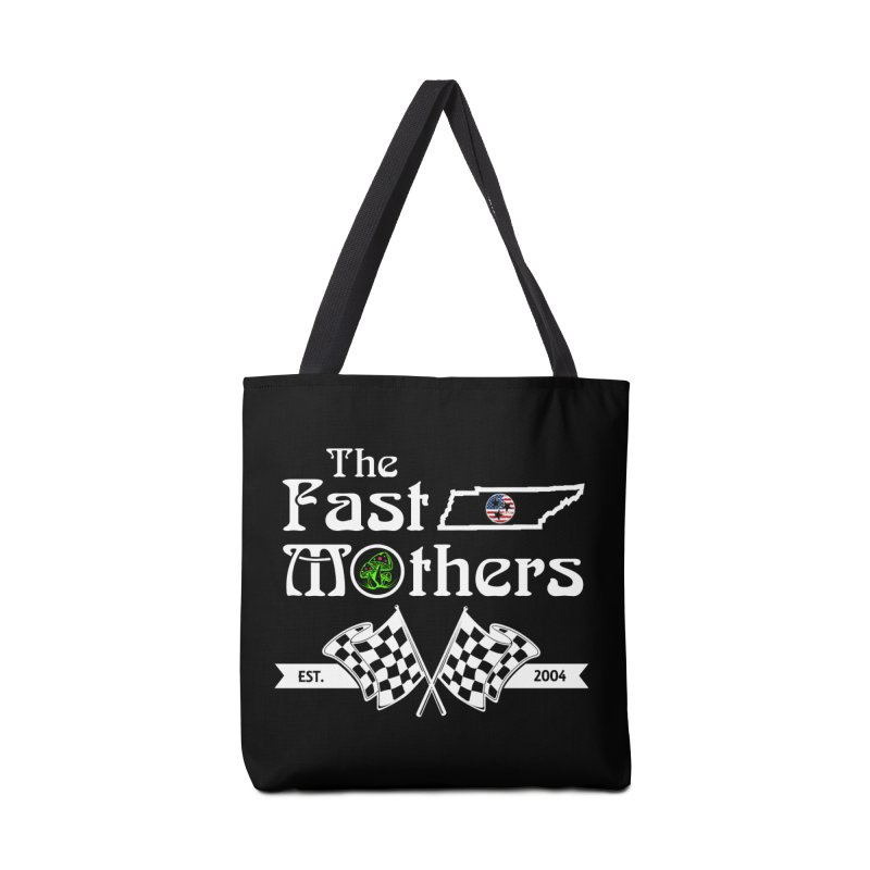 Est. 2004 for Dark Colors Accessories Bag by The Fast Mothers