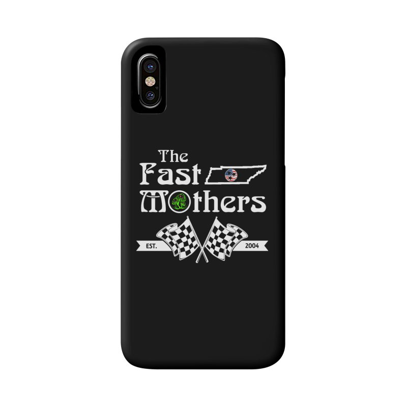 Est. 2004 for Dark Colors Accessories Phone Case by The Fast Mothers