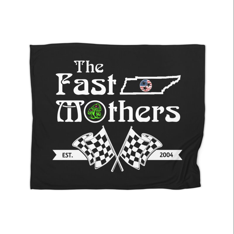 Est. 2004 for Dark Colors Home Blanket by The Fast Mothers