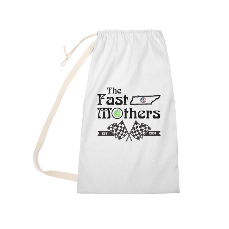 Est. 2004 for Light colors Accessories Bag by The Fast Mothers