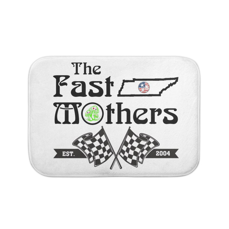 Est. 2004 for Light colors Home Bath Mat by The Fast Mothers