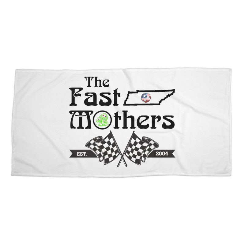 Est. 2004 for Light colors Accessories Beach Towel by The Fast Mothers