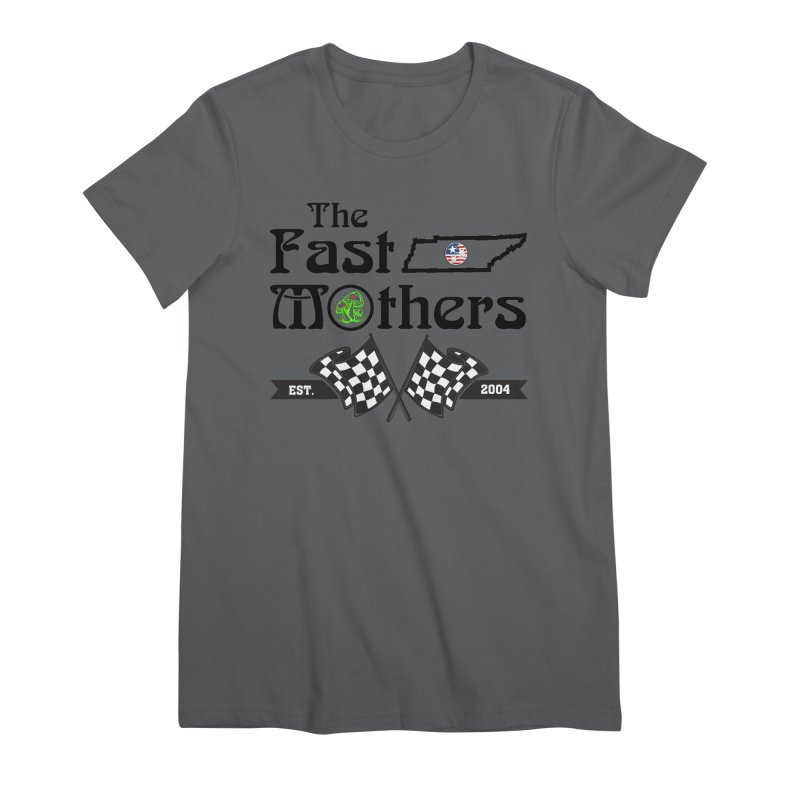 Est. 2004 for Light colors Women's T-Shirt by The Fast Mothers