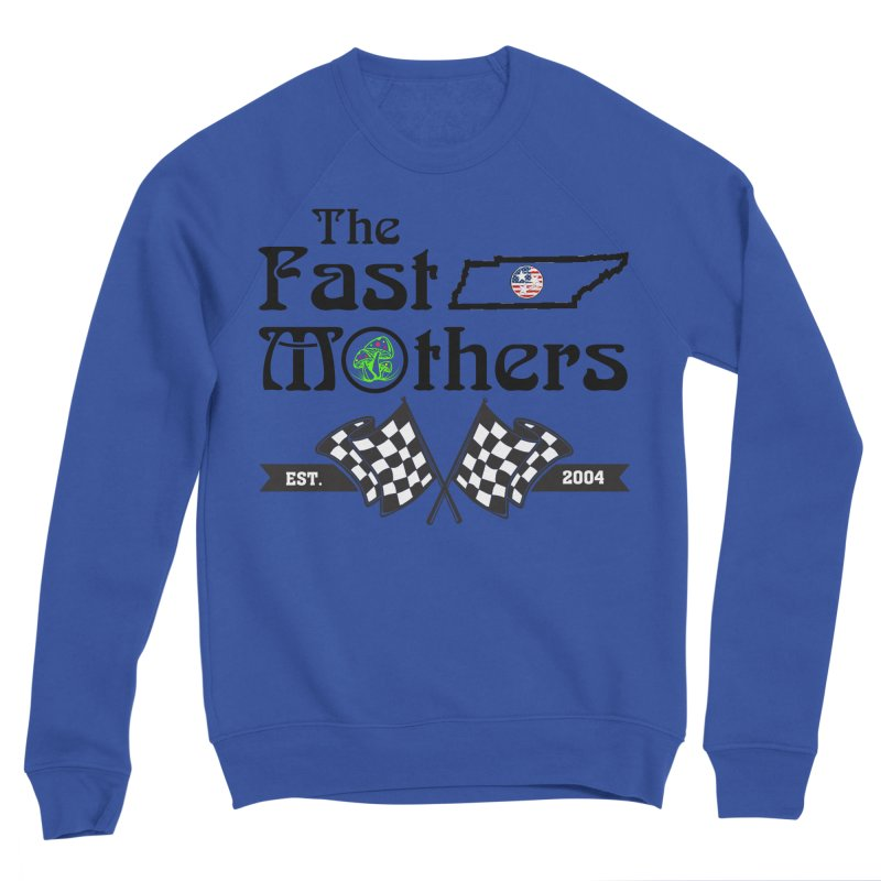 Est. 2004 for Light colors Men's Sweatshirt by The Fast Mothers