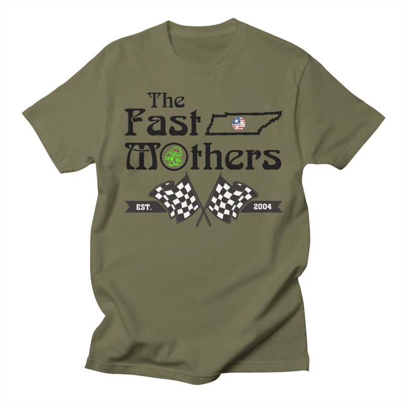 Est. 2004 for Light colors Men's T-Shirt by The Fast Mothers