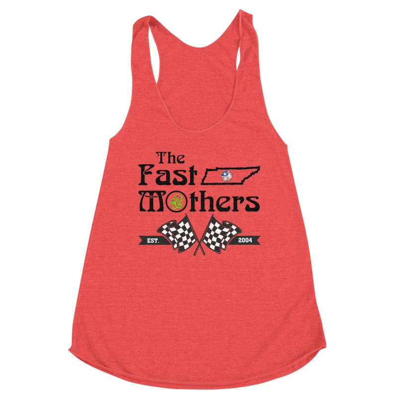 Est. 2004 for Light colors Women's Tank by The Fast Mothers