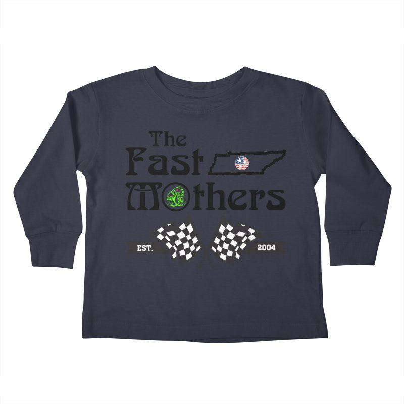 Est. 2004 for Light colors Kids Toddler Longsleeve T-Shirt by The Fast Mothers