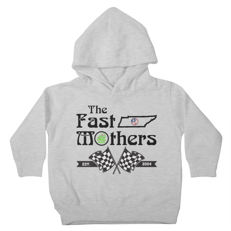 Est. 2004 for Light colors Kids Toddler Pullover Hoody by The Fast Mothers