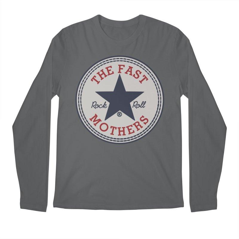 Sneaker Logo Men's Longsleeve T-Shirt by The Fast Mothers