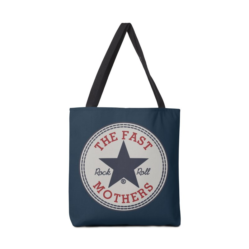 Sneaker Logo Accessories Bag by The Fast Mothers