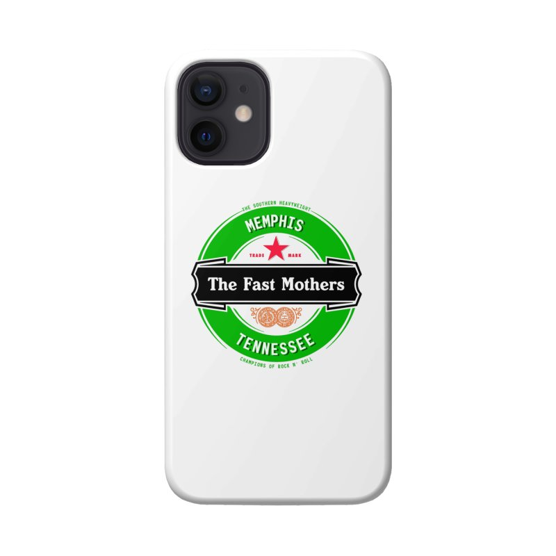 Beer Logo (black banner) Accessories Phone Case by The Fast Mothers