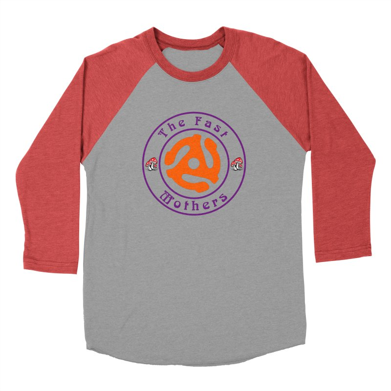 45 RPM for Light Colors Men's Longsleeve T-Shirt by The Fast Mothers