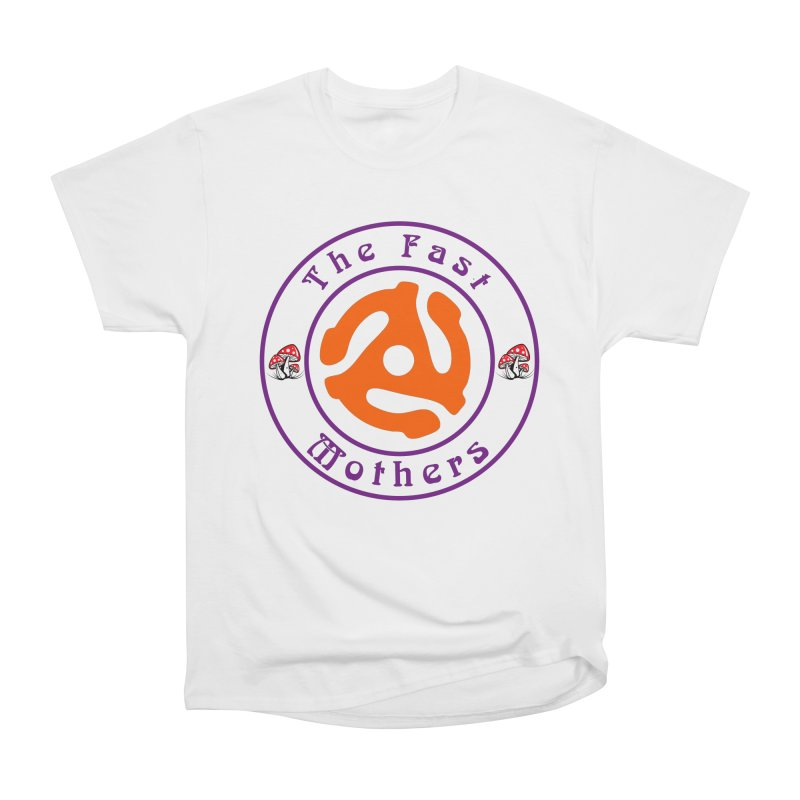 45 RPM for Light Colors Women's T-Shirt by The Fast Mothers