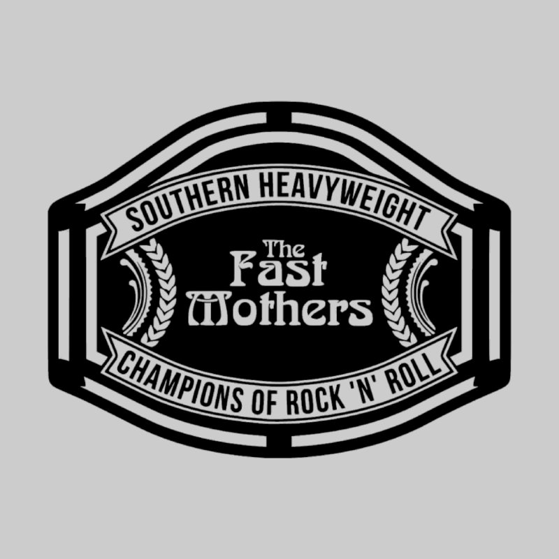 Champion Belt for Light Colors Home Stretched Canvas by The Fast Mothers