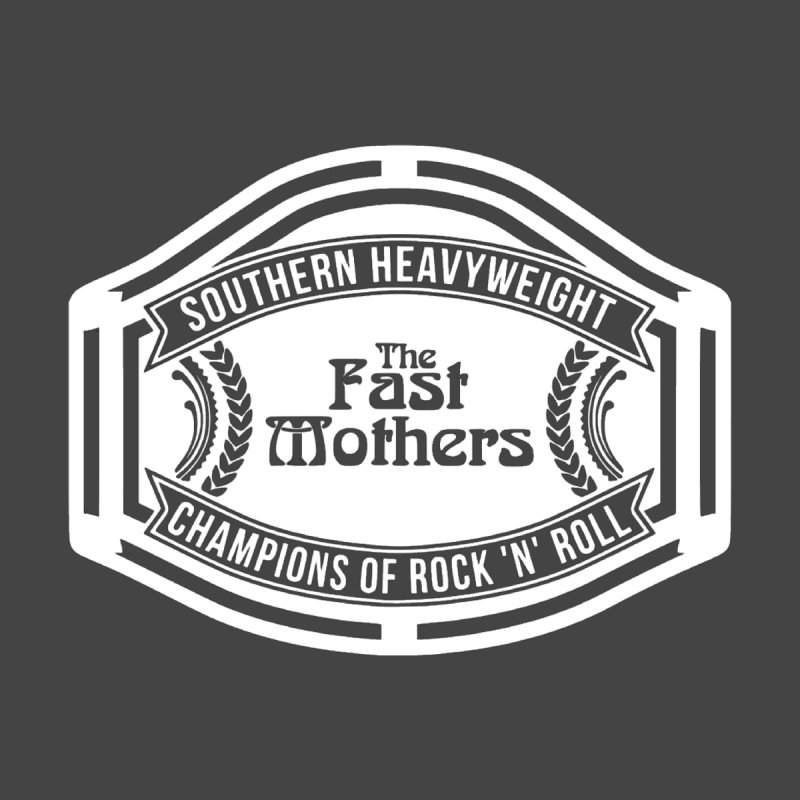 Champion Belt for Dark Colors Women's V-Neck by The Fast Mothers