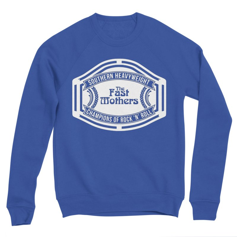 Champion Belt for Dark Colors Men's Sweatshirt by The Fast Mothers