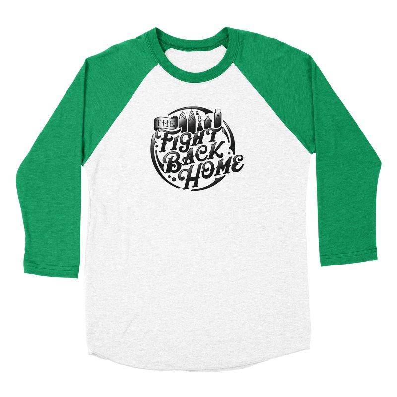 Emblem in Black Men's Longsleeve T-Shirt by The Fight Back Home Merch
