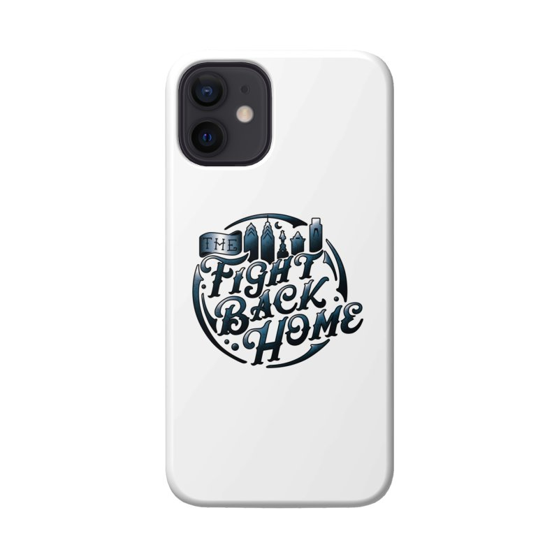 Emblem in Navy Accessories Phone Case by The Fight Back Home Merch