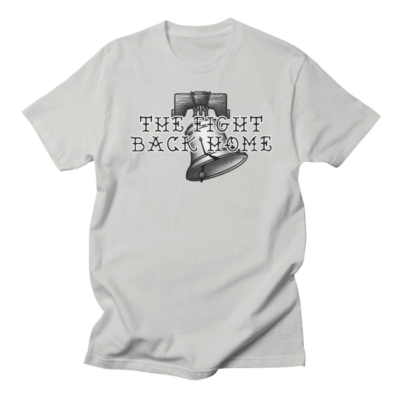 Wordmark in Black Women's T-Shirt by The Fight Back Home Merch