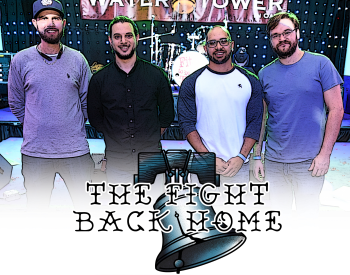 The Fight Back Home Merch Logo