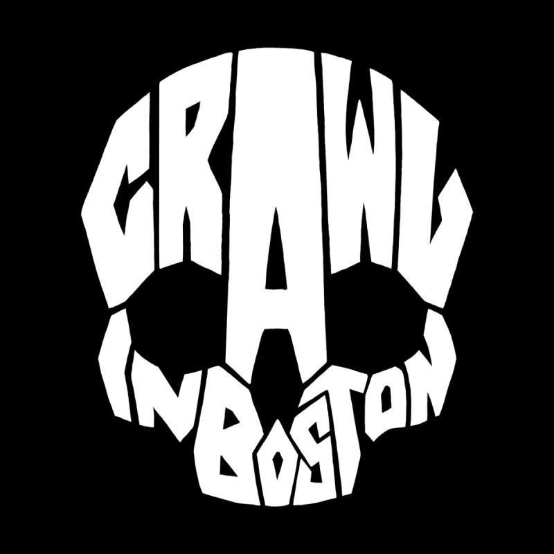 Pirate Crawl with Crawl In Boston Men's V-Neck by The Final Boss