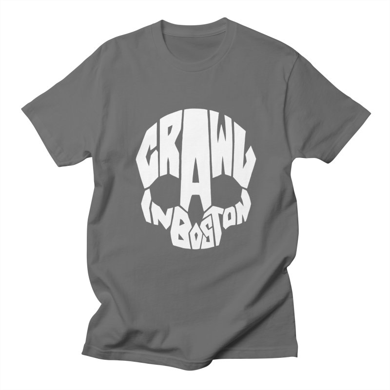 Pirate Crawl with Crawl In Boston Men's T-Shirt by The Final Boss