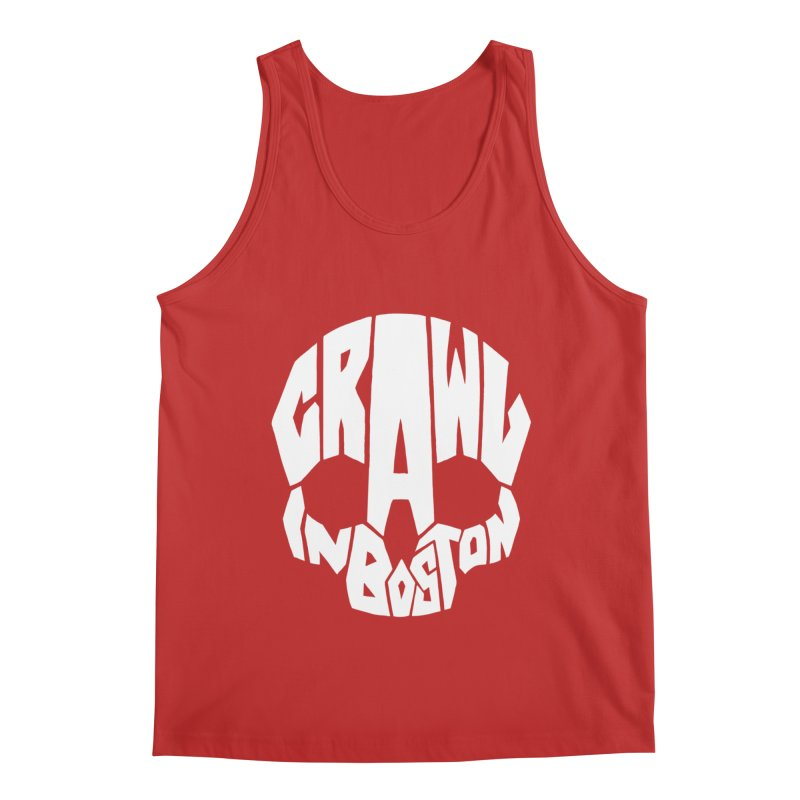 Pirate Crawl with Crawl In Boston Men's Regular Tank by The Final Boss