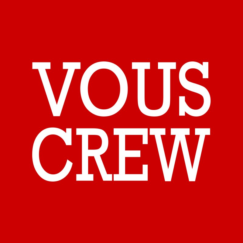 Vous Crew Kids T-Shirt by The Final Boss