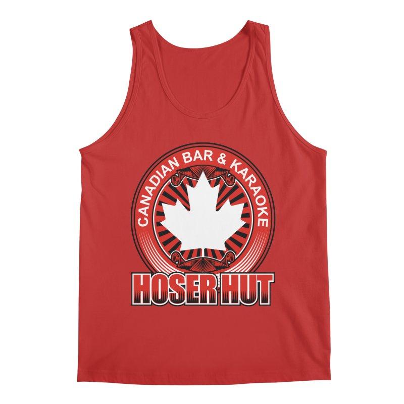 Hoser Hut Men's Tank by The Final Boss