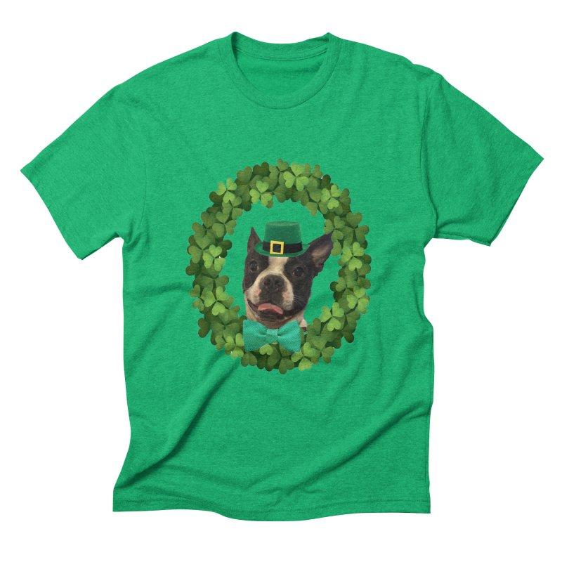 Calvin Men's Triblend T-Shirt by The Final Boss